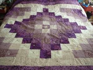 quilt queen trip-around-the-world