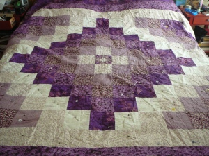 quilt queen trip-around-the-world