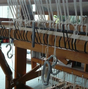 weaving warp weights
