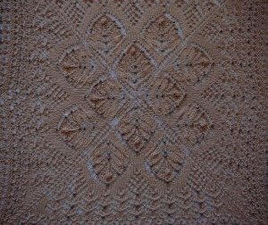 Tibetan shawl 1